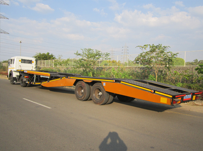 Chassis Carrier - 2 Axle