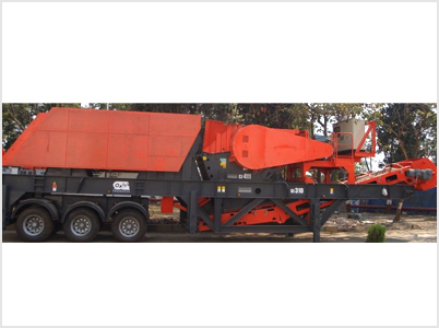 Crusher Plant Trailer