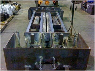 Heavy Fabrication Job