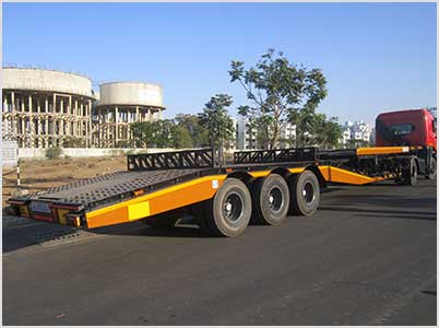 Multipurpose Chassis Carrier